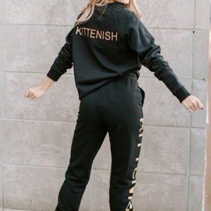 Jessie James Decker Kittenish Jetsetter Jogger Set